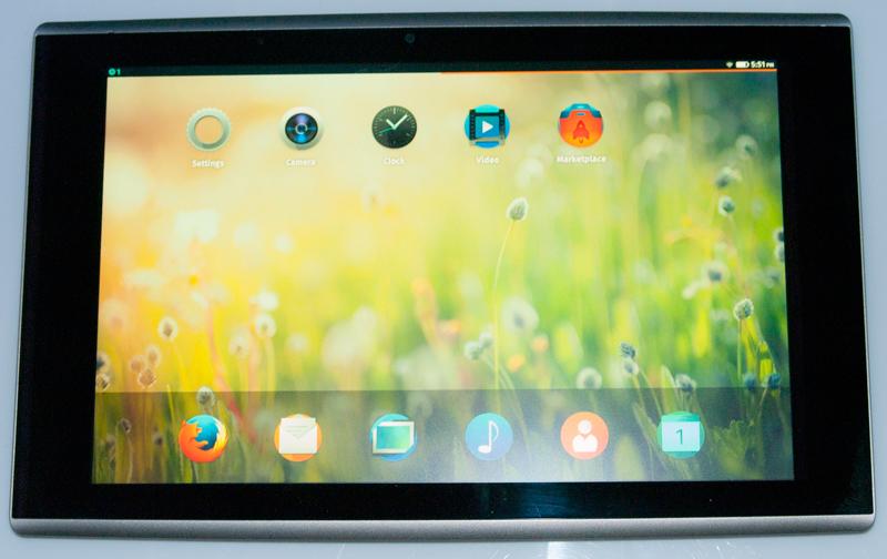 Tablette Firefox OS