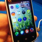 Un smartphone Firefox OS
