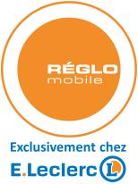 Réglo mobile exclusivement chez E.Leclerc