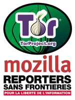 Conférence Tor Mozilla RSF