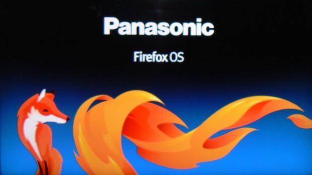 Panasonic Firefox