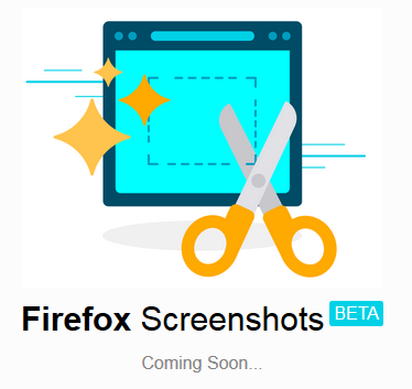 Firefox Screenshots (Beta) – Coming soon